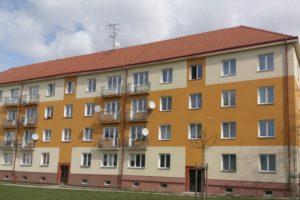 STA pro DVB-T/T2/S/S2/VKV/FM/DAB+ v bytovém domě